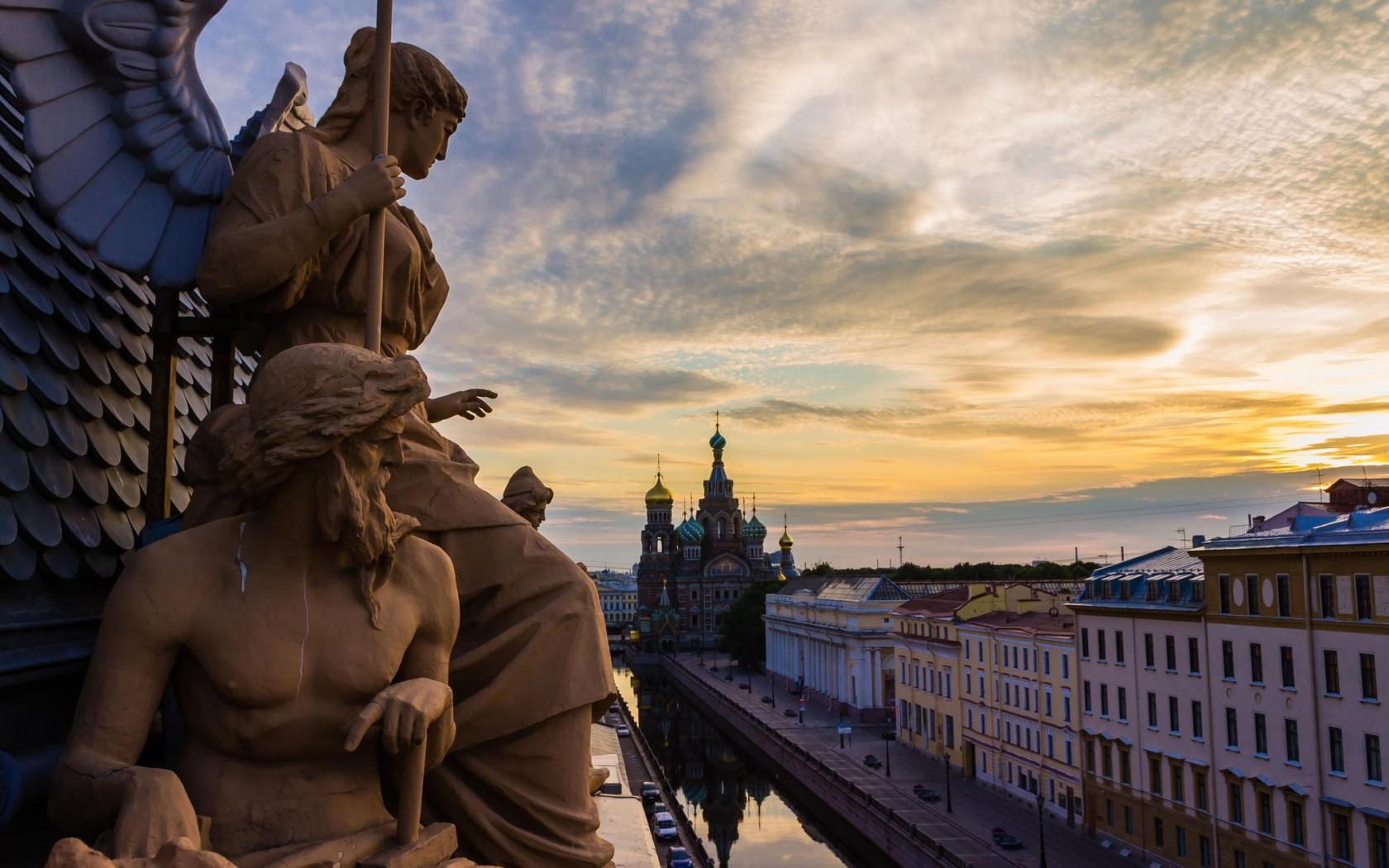 Экскурсии вСанкт-Петербург