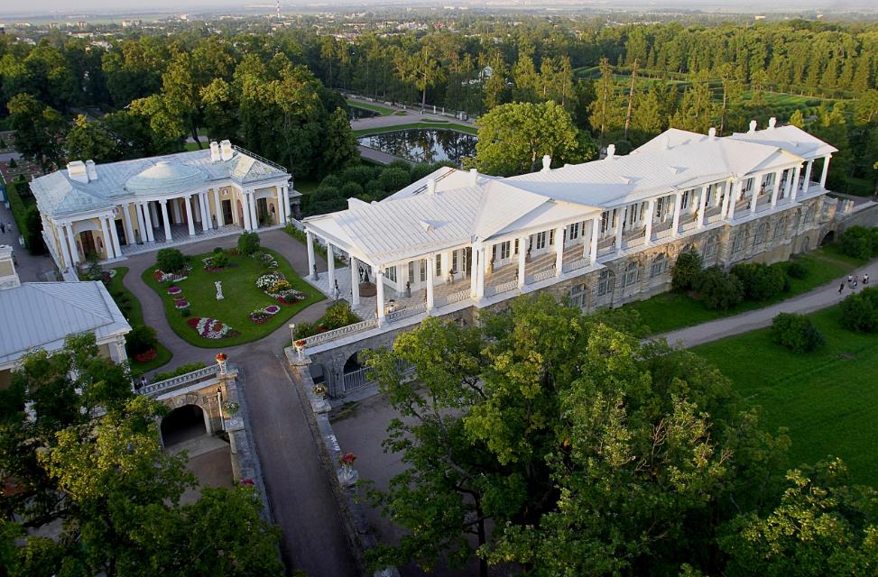 экскурсия в Павловск, Пушкин и Царское село