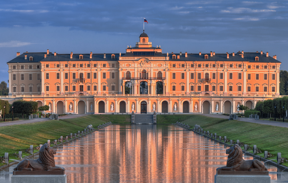Константиновский дворец (Стрельну)