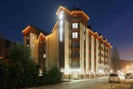 гостиницы в Буковели